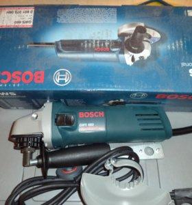 УШМ (болгарка) BOSCH GWS 660 Professional.новая
