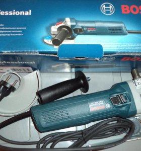 УШМ (болгарка) BOSCH GWS 750-125.новая