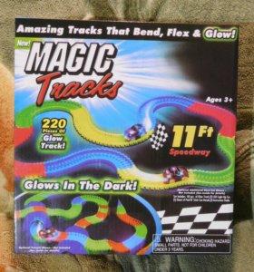 Магический трек 220 деталей