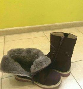 Сапоги зимние Tiflani для девочки