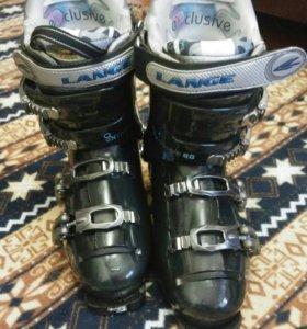 Женские горнолыжные ботинки