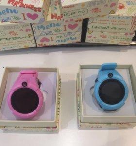 Детские часы с GPS Новинка Baby Watch Q 360