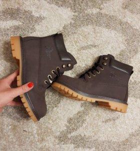 Ботиночки женские. Зима!