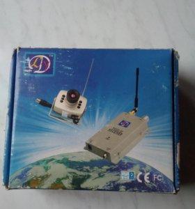 Система видео наблюдения (аналоговая)