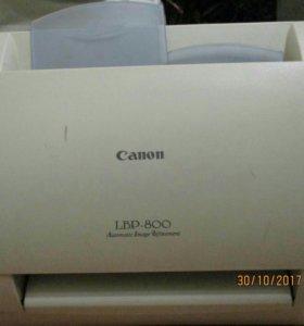 Лазерный Принтер Canon LBP-800, made in Japan!