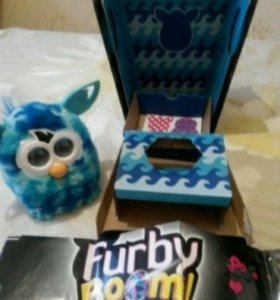 Ферби бум игрушка