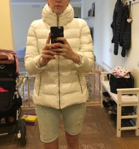 Зимний пуховик фирмы Zara