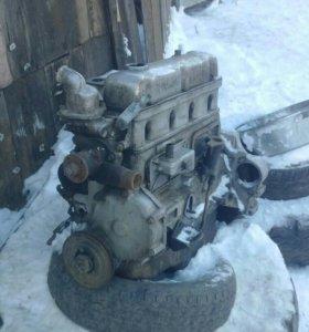 Продам двигатель на уаз417