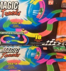 Magic Tracks 366 деталей Доставка