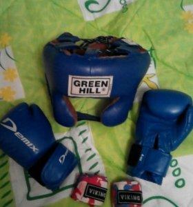 снаряжение для бокса