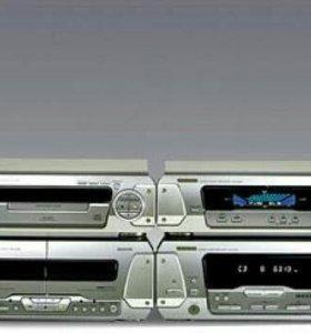 Technics SC-EH590 музыкальный центр, аудиосистем