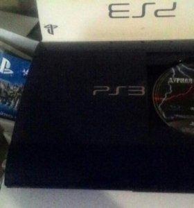PS3 Super Slim 500Gb (Blue) sony PlayStation 3