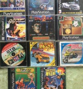 Диски PlayStation
