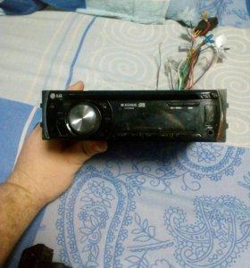 CD MP3 AUX