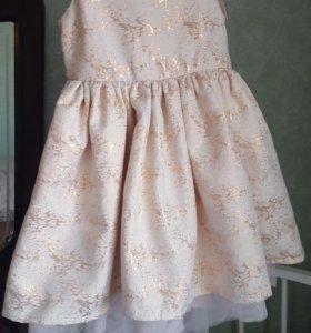 новое шикарное платья