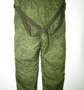 Новые теплые армейские штаны
