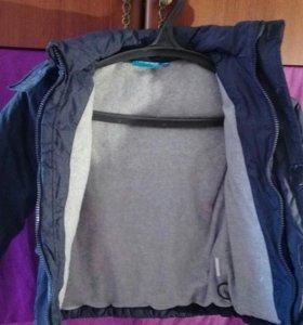 Куртка теплая(пуховик)