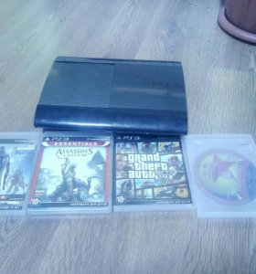 PlayStation 3+4 игры