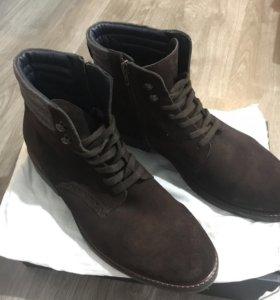Мужские ботинки Massimo Dutti