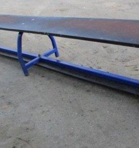 Скамейка для гимнастического зала