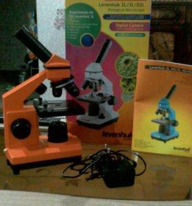 Микроскоп. Подарок ребёнку на Новый Год.
