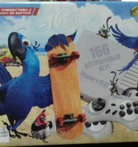 Игровая приставка Hamy SD 166 игр
