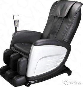 НОВОЕ массажное кресло RestArt RK-2686.