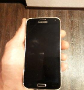 телефон Самсунг Галакси S5