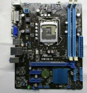Asus H61M-K Rev:1.03 Soc. 1155