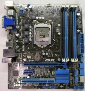 Asus B75M-PLUS Rev:1.02 Soc. 1155