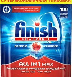 Таблетки для посудомоечной машины 100 шт