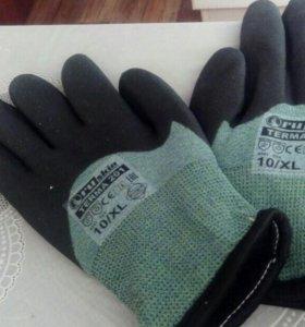 Новые термо-перчатки для рыбалки