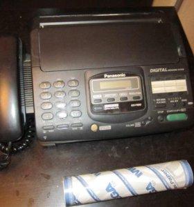Телефон факс Panasonic KX-F 680
