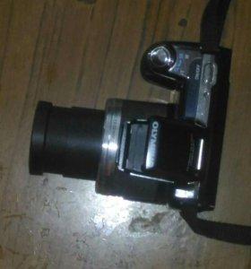 Цифровой фото аппарат olympus