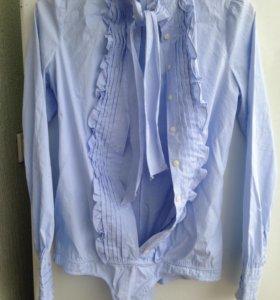 Рубашка- боди Беннетон