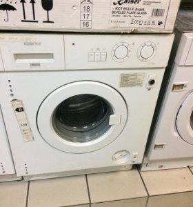 Встраиваемая стиральная машина Занусси