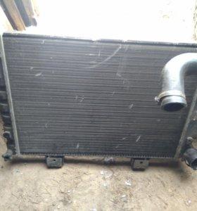 Радиатор Ваз 2104-07