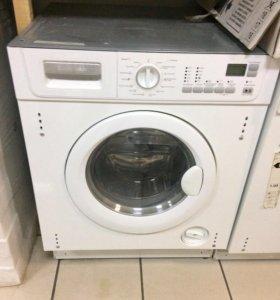 Встраиваемая стиральная машина Электролюкс сушкой