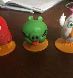 Sweet box Angry Birds