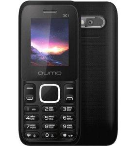 Кнопочный телефон Qumo X1