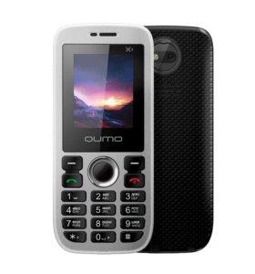 Кнопочный телефон Qumo x4