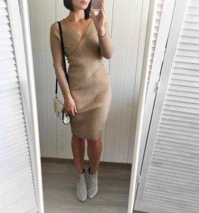 Платье лапша новое