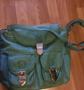 Сумка- рюкзак Кира Пластинина