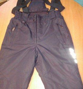 Женские зимнии штаны 42-44