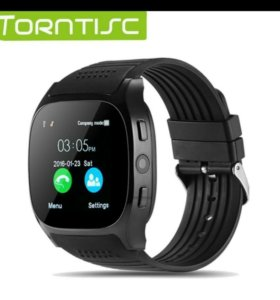 Torntisc T8 Bluetooth Smart часы Поддержка sim-кар