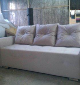 Перетяжка и изготовление мягкой мебели