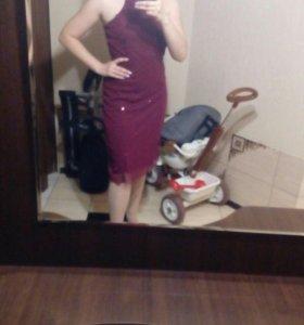Новое! Нарядное платье