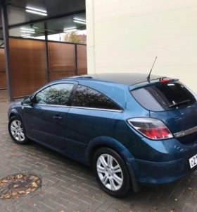 Opel astra gtc 2007 МТ