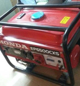 Бензогенератор HONDA EP6500CXS