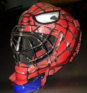Шлем вратарский